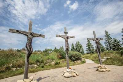 Shrine of Christ's Passion- St. John, IN
